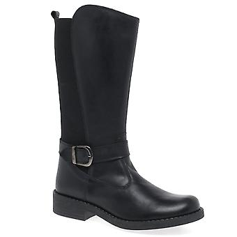Kids at Clinks Palermo Girls Tall Boots