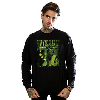 Wizard of Oz Men's Wicked Witch Logo Sweatshirt