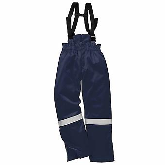sUw - Fire Resistant Hi-Vis Safety Workwear Anti-Static Winter Salopettes