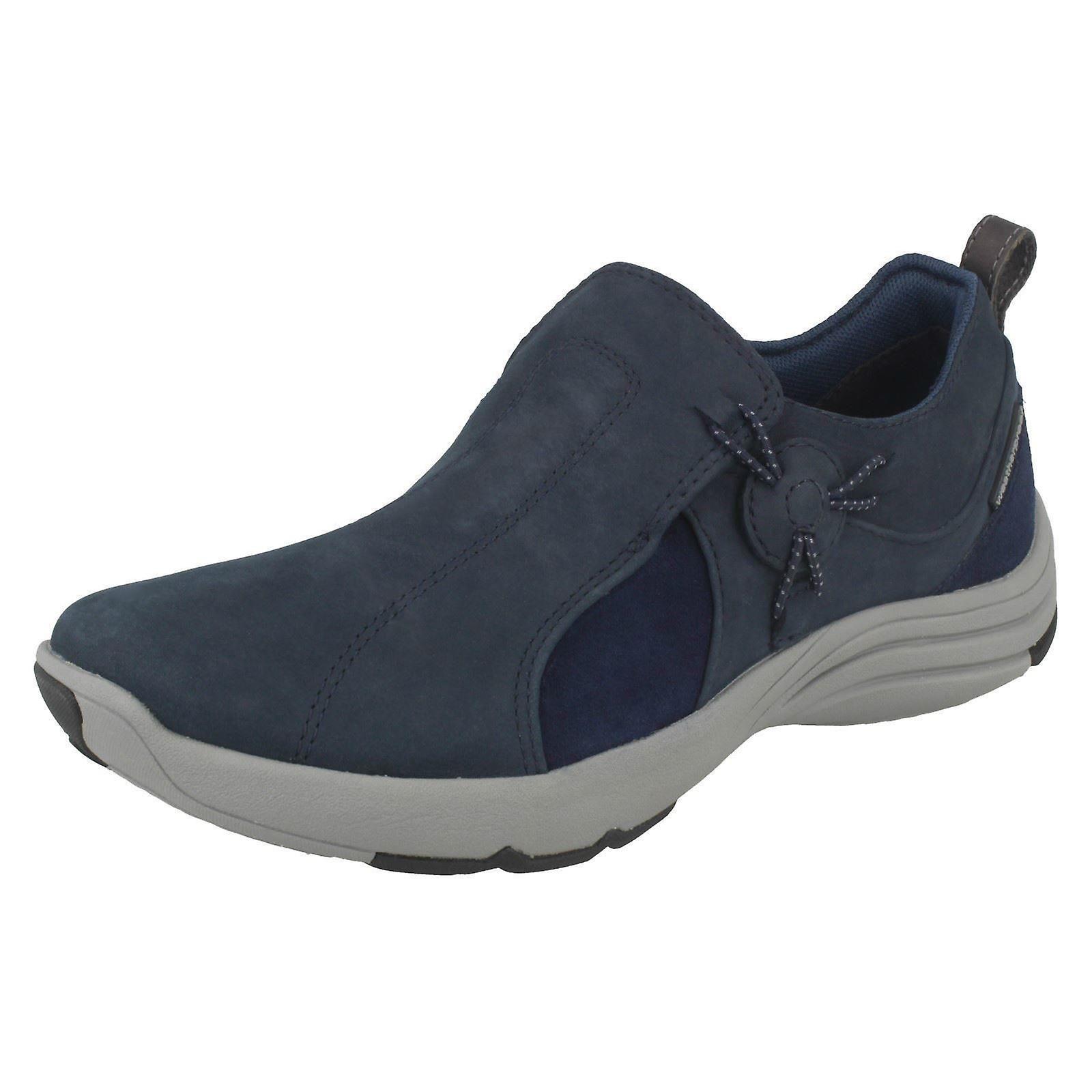 Wave Casual Clarks Ladies Shoes River U8tqxpwZ