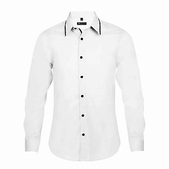 SOLS Mens Baxter Long Sleeve Fitted Shirt