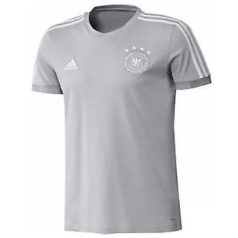 2018-2019 Germany Adidas Training Tee (Grey)
