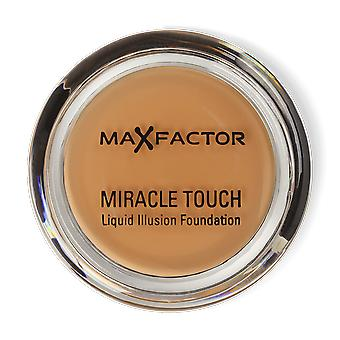 Max Factor Miracle Touch Foundation Karamell 085 11,5 g