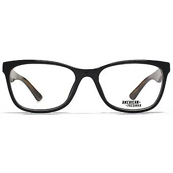 American Freshman Faith Retro Cateye Glasses In Black