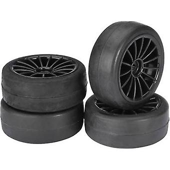 Absima 1:10 Road version Wheels Slick 20-spoke