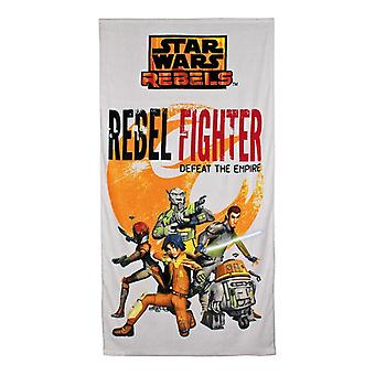 Star Wars beach towel 70x140cm
