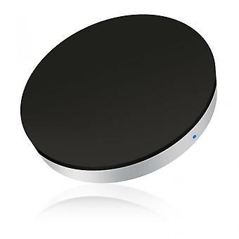 ZEN Charger QI Wireless USB connection round black