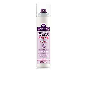 SHINE & HOLD hairspray