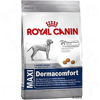 Royal Canin Dog Maxi Dermacomfort Dry Food Mix 12kg