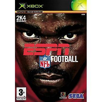 NFL 2K 4 (Xbox)