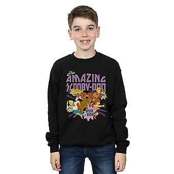 Scooby Doo Boys The Amazing Scooby Sweatshirt