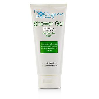 The Organic Pharmacy Rose Shower Gel 200ml/6.8oz