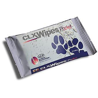 Fatro Clx Wipes 15 Toallitas (Dogs , Grooming & Wellbeing , Cleaning & Disinfection)