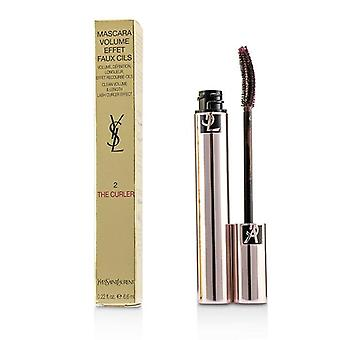 Yves Saint Laurent Volume Effet Faux Cils Curler Mascara - nr 02 orädd Brown - 6.6ml/0.22oz