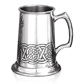 Celtic Tor Heavy Gauge tenn Tankard - 1 Pint +
