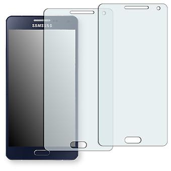 Samsung Galaxy A5 (2015) screen protector - Golebo crystal clear protection film