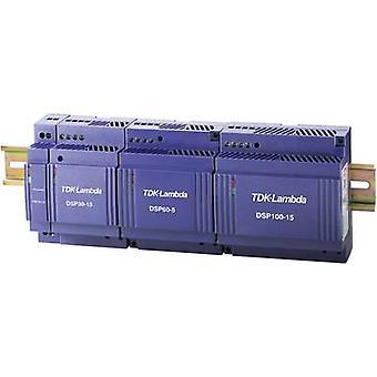 Rail mounted PSU (DIN) TDK-Lambda DSP-30-5 5 Vdc 3 A 15 W 1 x
