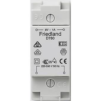 بيل محول 8 V AC 1 D780 فريدلاند