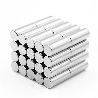 Quadrante di neodimio magnete 3 x 10 mm N35 - 10 pezzi