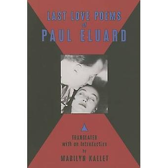 Derniers poèmes d'amour de Paul Eluard par Paul Eluard