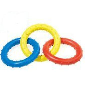 Classic For Pets Triple Ring Rub Tug 190mm (Dogs , Toys & Sport , Chew Toys)