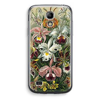Samsung Galaxy S4 Mini Transparent Case (Soft) - Haeckel Orchidae