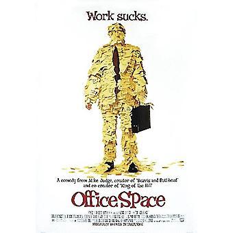Affiches d'espace de bureau, Ron Livingston, David Herman, Gary Cole, Jennifer Aniston