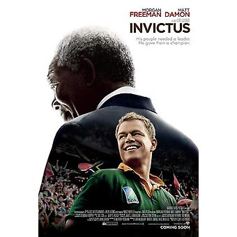 Invictus Movie Poster (11 x 17)