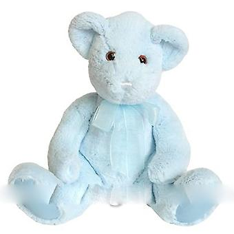 30cm Blue Bear Plush