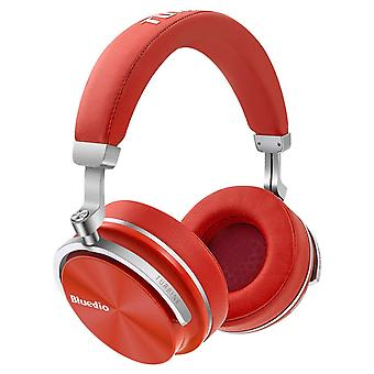 Bluedio T4S draadloze Bluetooth Stereo koptelefoon actieve Noise-cancelling