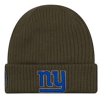 New era salute to service winter Hat - New York Giants