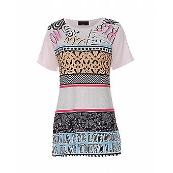 Waooh - Fashion - Tee off patterned