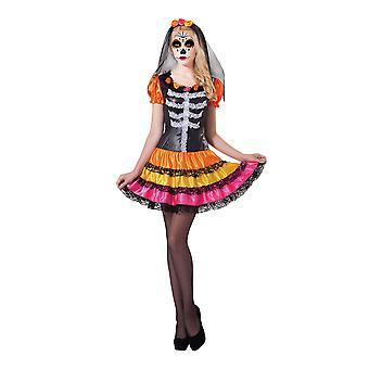 Day of the Dead Lady Rainbow, Halloween
