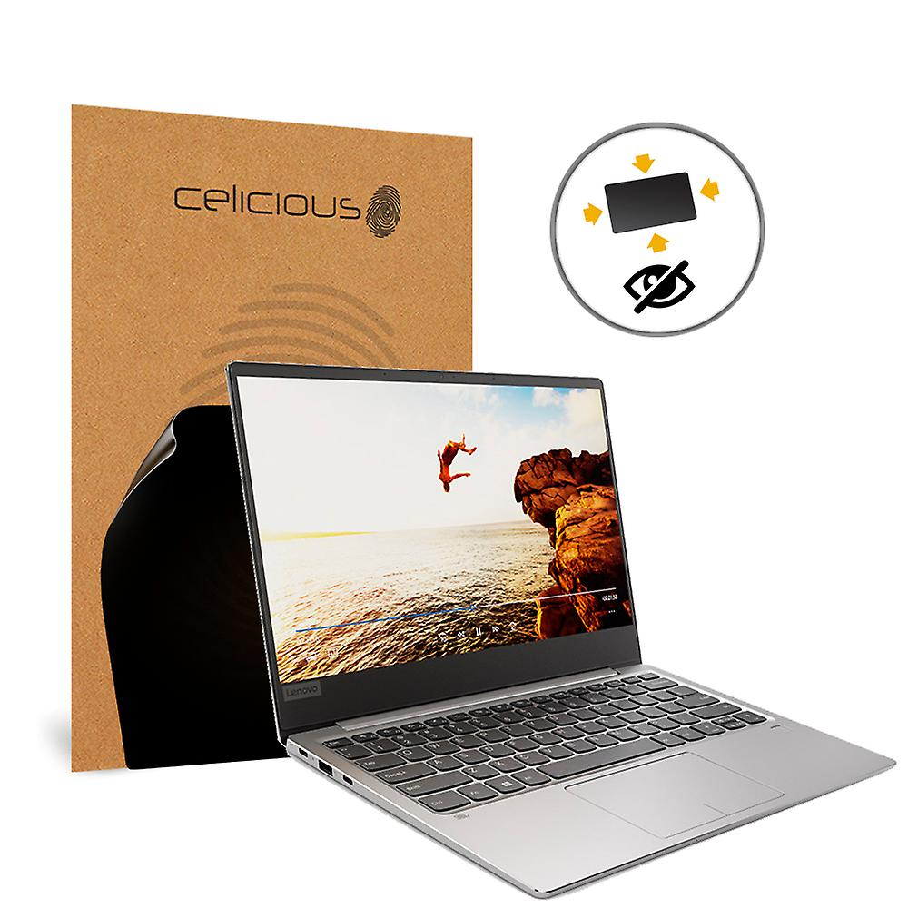 Celicious Privacy Plus 4-Way Anti-Spy Filter Screen Prougeector Film Compatible with Lenovo Ideapad 720s 13