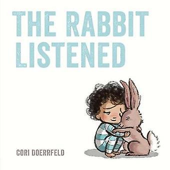 O coelho escutou por Doerrfeld Cori - 9780735229358 livro