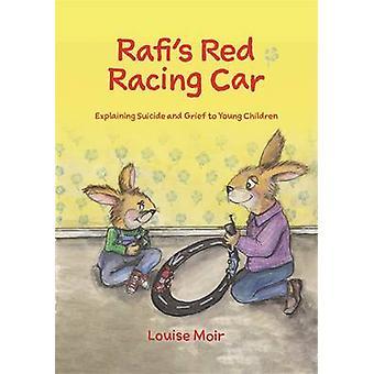 Rafi de rode race auto - zelfmoord en verdriet uit te leggen aan jonge kinderen