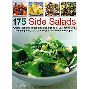 175 Salate - machen tolle Salate und Gerichte alle ganzjährig