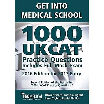 Get into Medical School - 1000 UKCAT Practice Questions. Include Full
