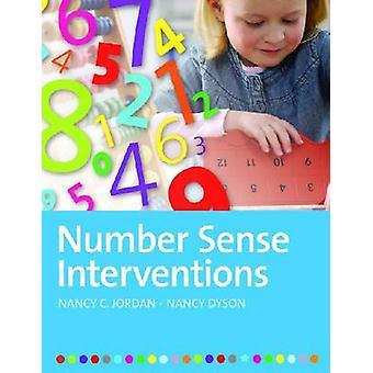 Number Sense Interventions by Nancy C Jordan - Nancy Dyson - 97815985
