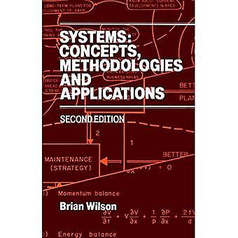 System: Koncept, metoder och tillämpningar