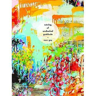 Catalog of Unabashed Gratitude (Pitt Poetry)