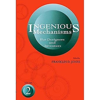 Ingenious Mechanisms for Designers and Inventors: v. 2 (Ingenious Mechanisms for Designers & Inventors)