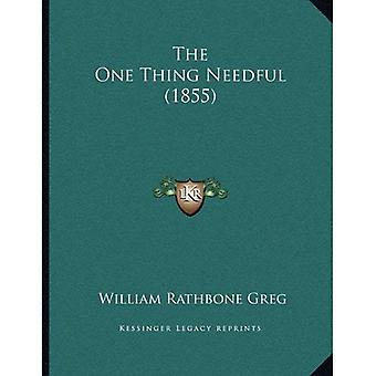 The One Thing Needful (1855)