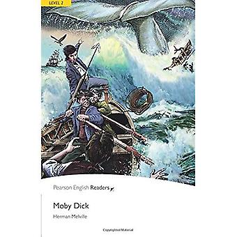 Moby Dick: Level 2 (Penguin Longman Penguin Readers)