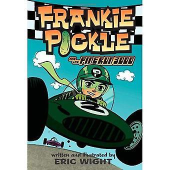 Frankie Pickle och tallen kör 3000 (Frankie Pickle-serien)