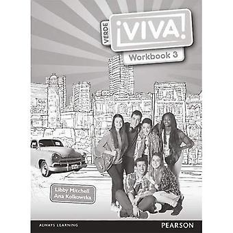 Viva! 3 Verde Workbook Pack