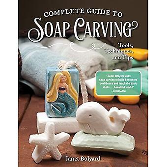 Complete gids om zeep Carving: Tools, technieken en Tips