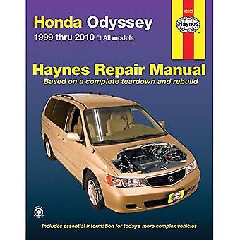 Honda Odyssey Automotive Repair Manual