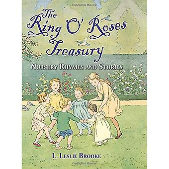 The Ring O' Roses Treasury: Nursery Rhymes and Stories (Calla Editions)