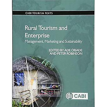 Rural Tourism and Enterprise